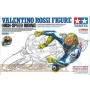 Valentino Rossi Figure (High-Speed Riding) - Tamiya