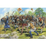 Wargames (AoB) figurky 8059 - Medieval Peasant Army (1:72)