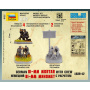Wargames (WWII) figurky 6111 - German 81mm Mortar with Crew (1:72)