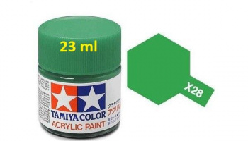 X-28 Park Green 23ml - Tamiya