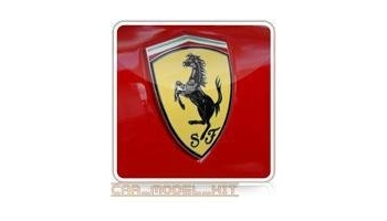 Ferrari - Rosso Scuderia (Red) - Zero Paints