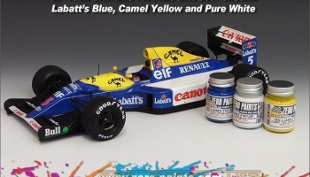 Williams FW14B Renault (3x30ml) - Zero Paints