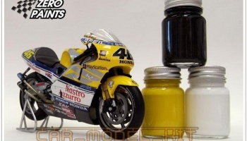 Honda NSR500 - Nastro Azzurro (3x30ml) - Zero Paints