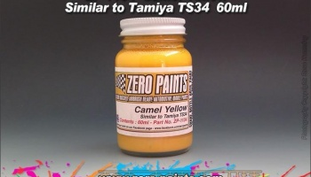 Camel Yellow (Similar to TS34) - Zero Paints