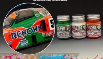 Mazda 787B Reown Paint Set - 3x30ml - Zero Paints