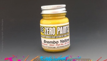 Brembo Brake Yellow - Zero Paints